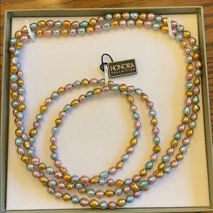 Honora Pearl Set